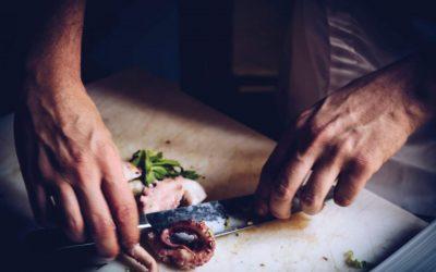 Find den perfekte kokke kniv til hjemmet