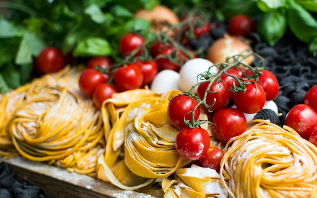 Italiensk aften med mad og vin