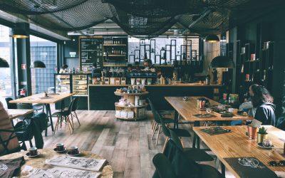 Få indrettet din café efter dine ønsker