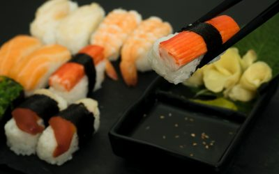 3 facts om sushi
