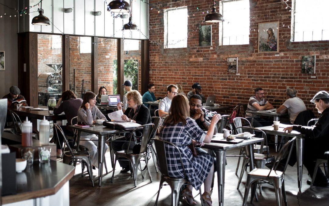 Find kvalitetsmøbler til jeres restaurant